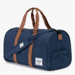 Navy Herschel Novel Duffle